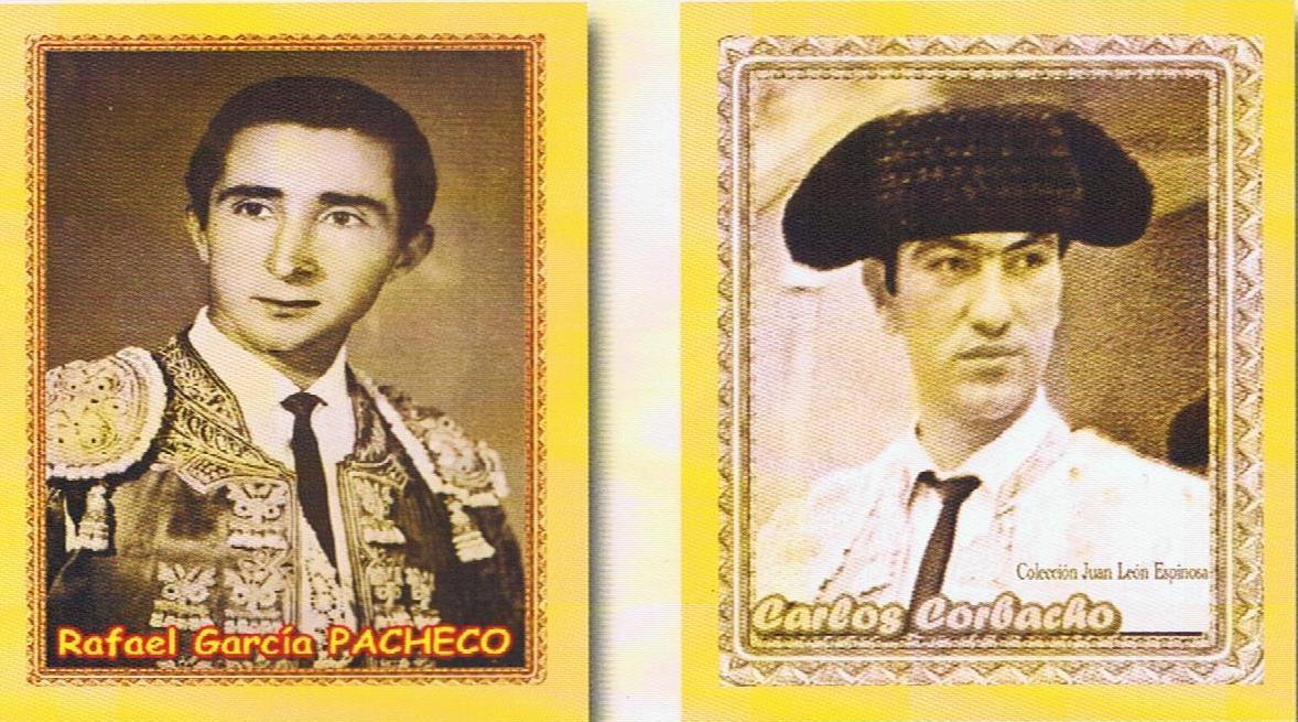 Rafael Pacheco y Carlos Corbacho