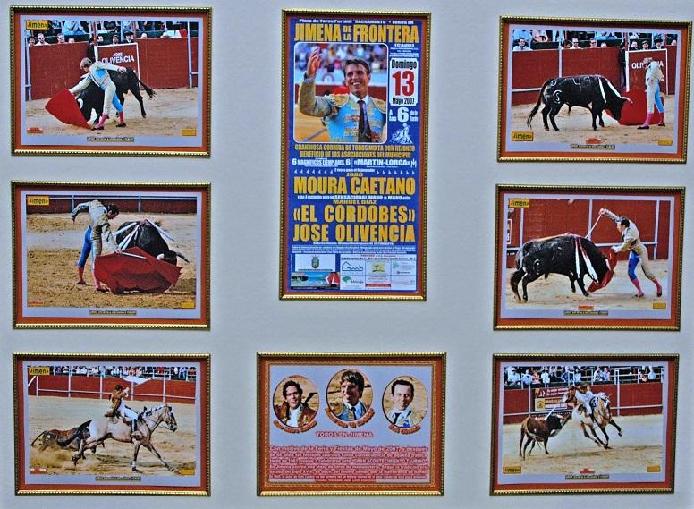 Desarrollo de la corridas de toros de mayo del 2007