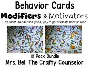 Behavior Card Modifiers