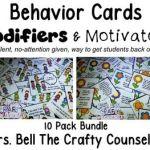 Behavior Card Modifiers