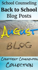 August Back to School Blogs