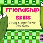 Friendship Skills-Sweet and Sour Game