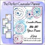 Perfect Counselor Planner
