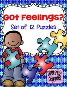 Got Feelings? Set of 12 Puzzles