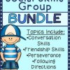 Social Skills Small Group Growing Bundle