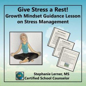 Growth Mindset Lesson on Stress Management