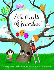 All Kinds of Families by Mary Ann Hoberman
