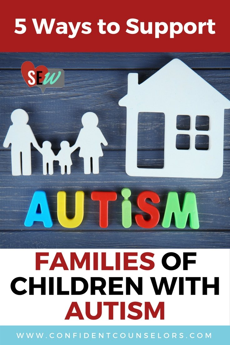 Support Families of Children with Autism