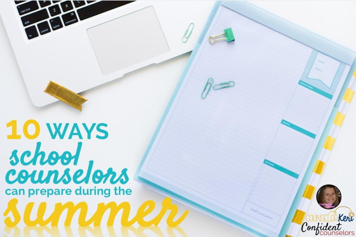 10 Ways to Prepare During the Summer
