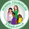 school counselor stephanie logo