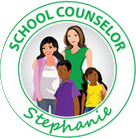 school counselor stephanie logo