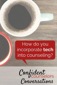 How do you integrate technology into school counseling? Do you use digital games? SMARTBoard? progress monitoring apps?