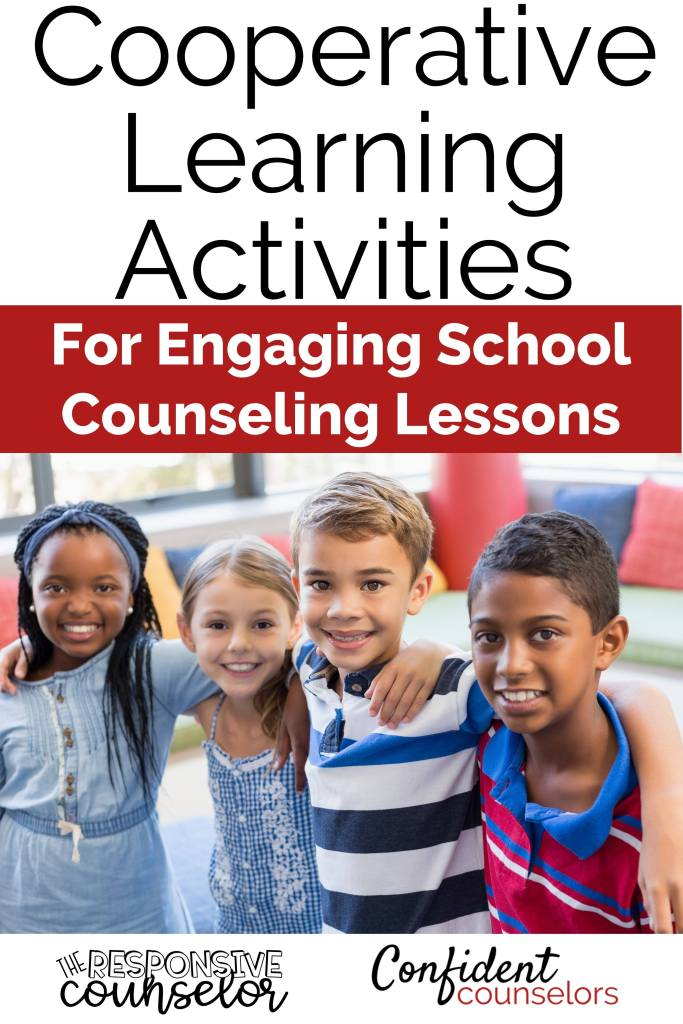 cooperative learning activities for school counseling