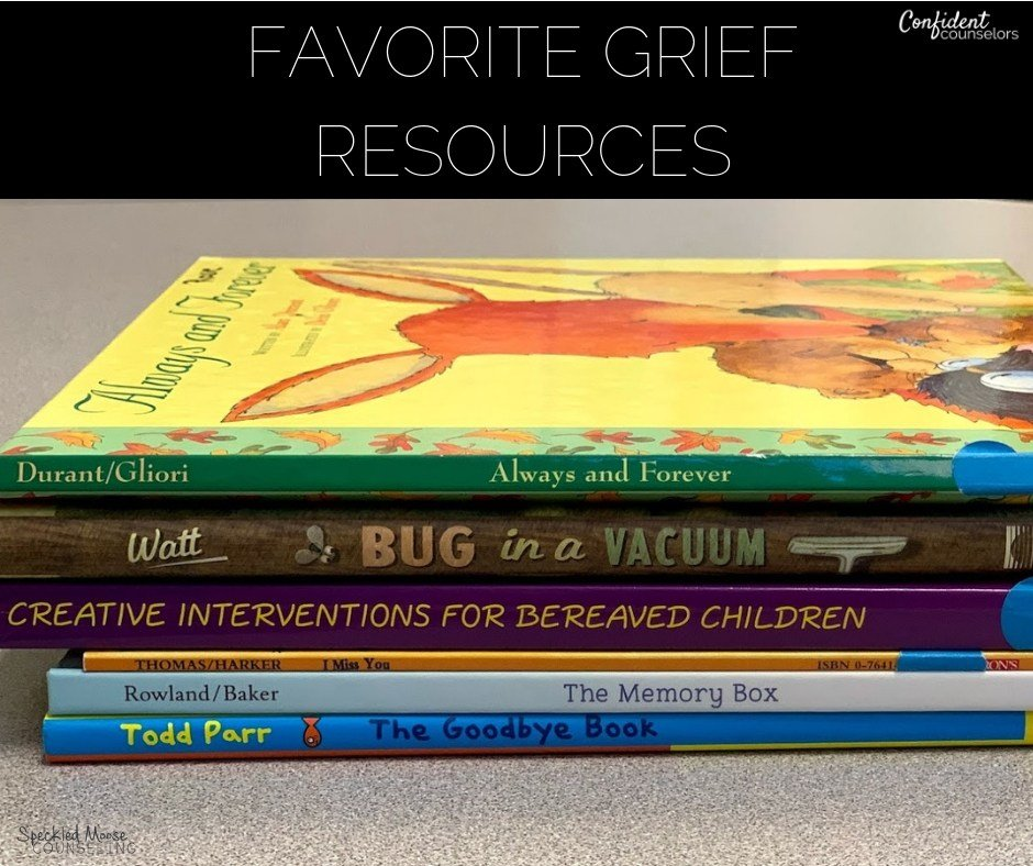 Favorite grief resources image