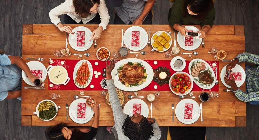 Thanksgiving: A Pause to Refocus
