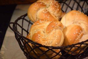 Bread Knots - Bread from Heaven