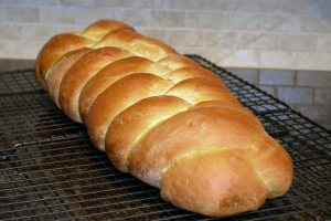 Braided Loaf - Bread from Heaven