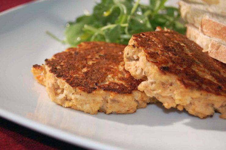 Salmon Cakes Recipe-Confident in the Kitchen-Jean Miller