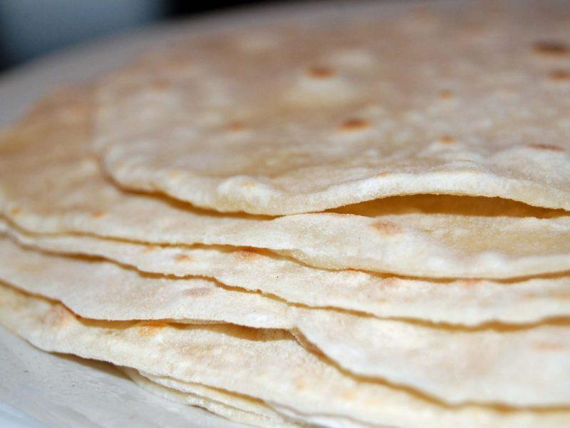 Flour Tortillas Recipe-Confident in the Kitchen-Jean Miller