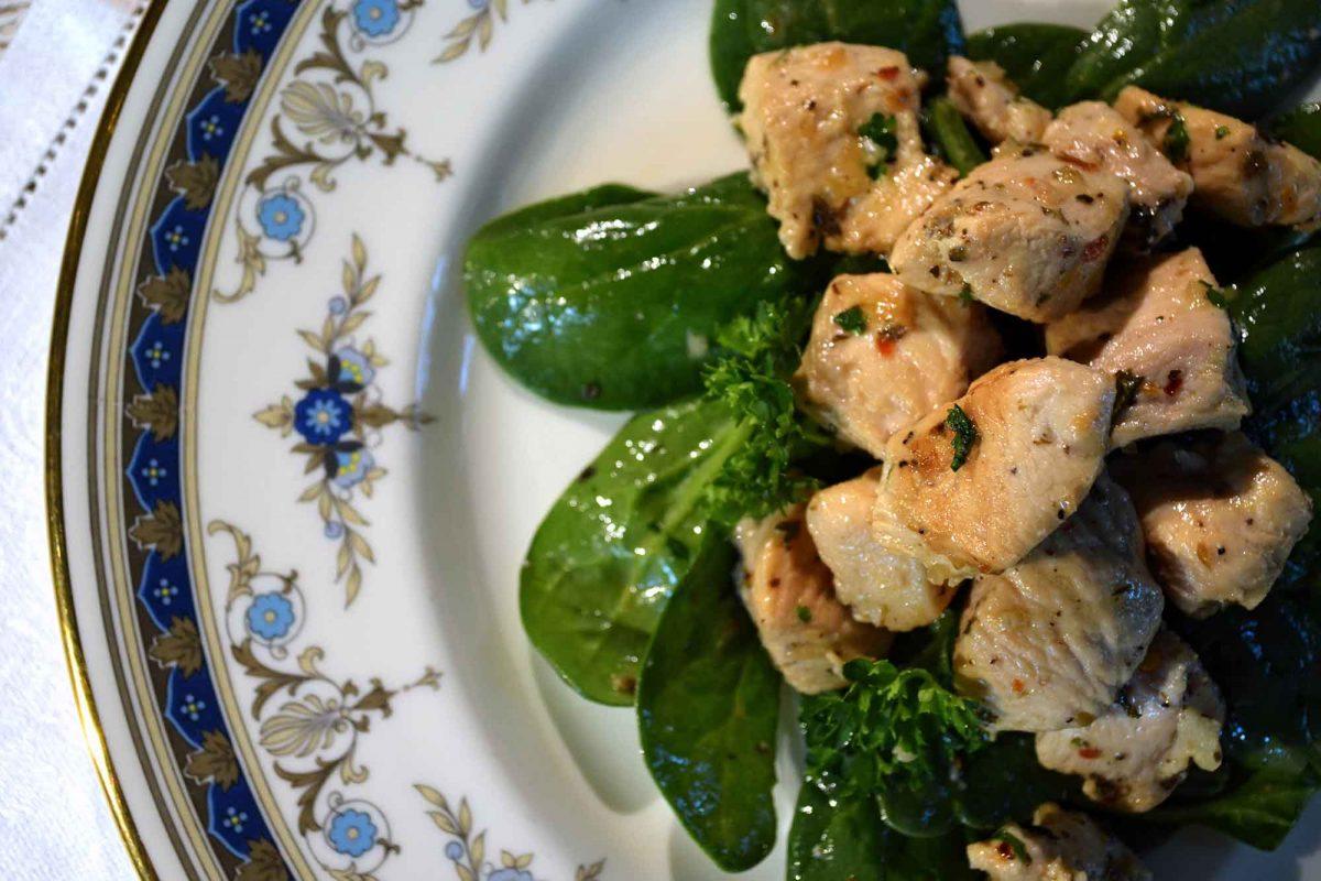 Glazed Chicken Recipe