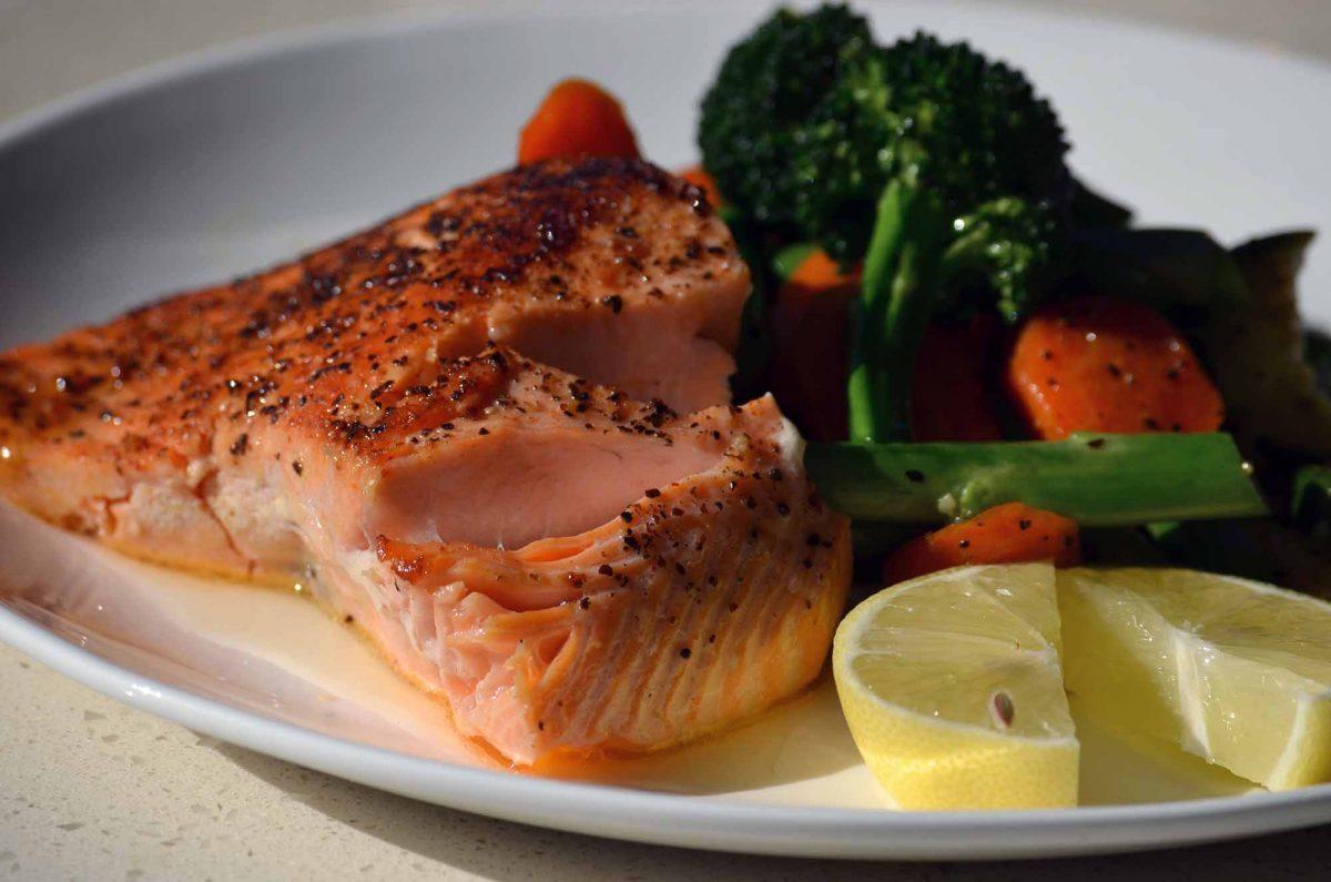 Pan Seared Salmon Recipe