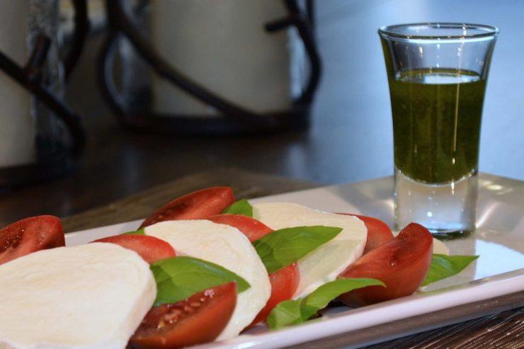 Insalata Caprese Recipe-Confident in the Kitchen-Jean Miller