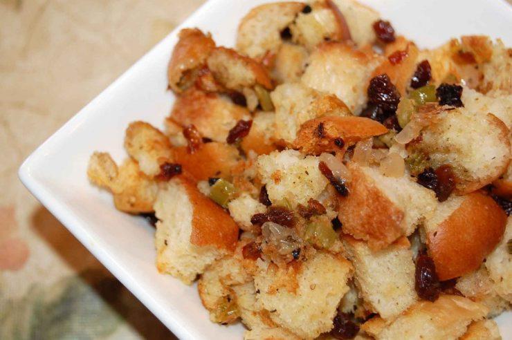 Turkey Dressing Recipe-Confident in the Kitchen-Jean Miller