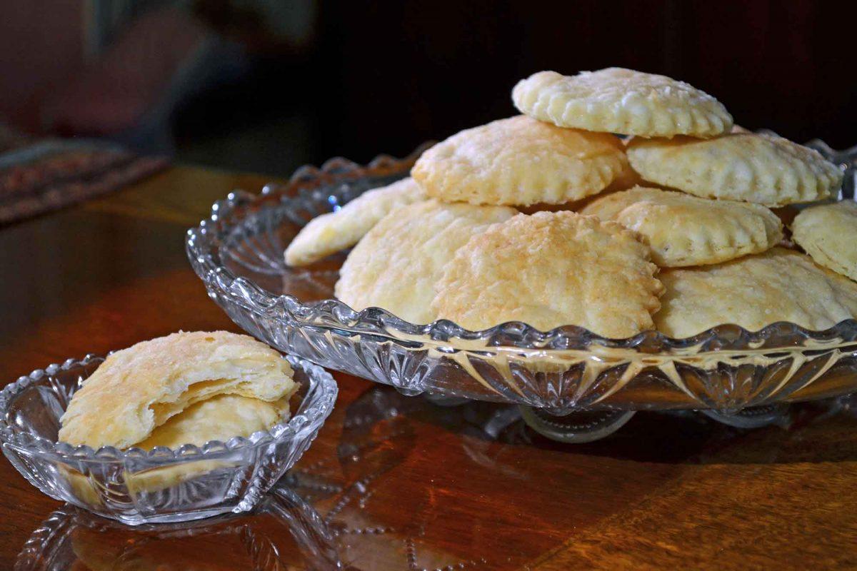 Flaky Pastry Recipe