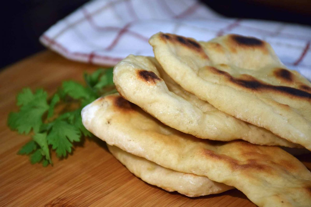 Naan Na'an Bread Recipe