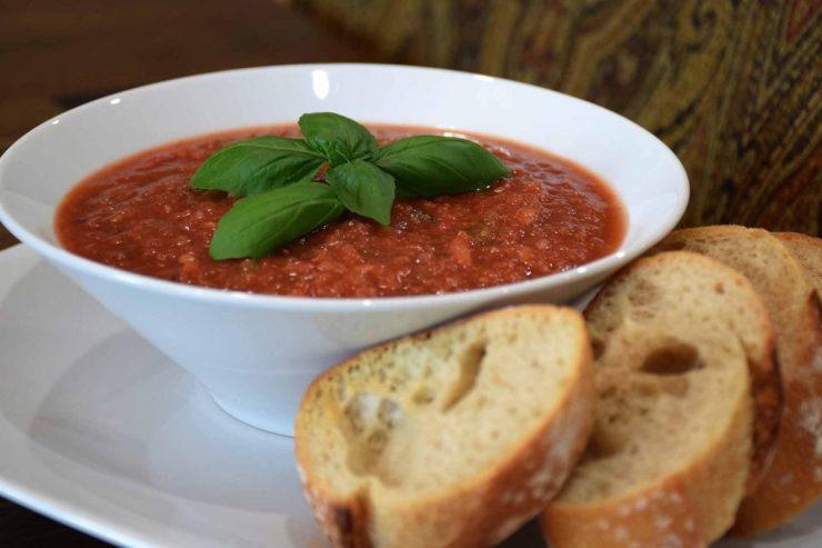 Gazpacho Recipe-Confident in the Kitchen-Jean Miller