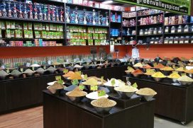 Sydney, Australia Paddys Market Spices
