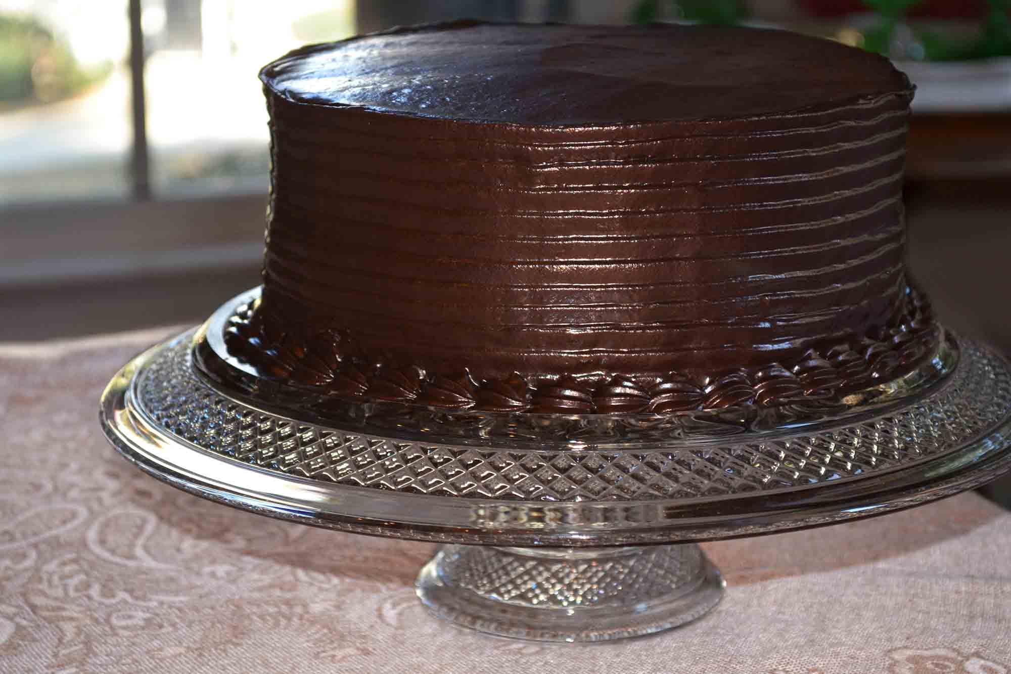 Kahlua Cake