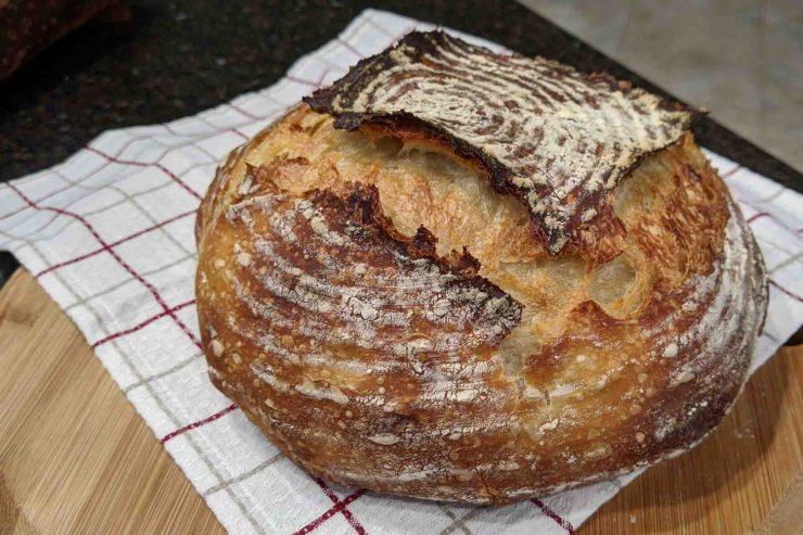 Saturday Sourdough Recipe-Confident in the Kitchen-Jean Miller