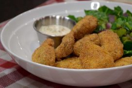 Fried Fish Recipe-Confident in the Kitchen-Jean Miller