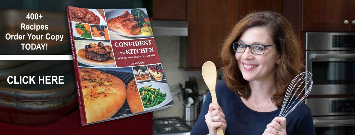 Confident in the Kitchen-Available on Amazon