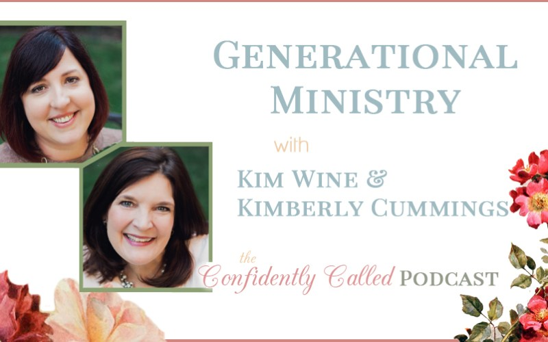 Generational Ministry with Women's Hope Project Podcast – 017