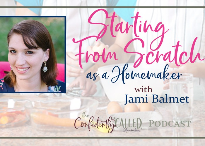 Starting from Scratch with Jami Balmet