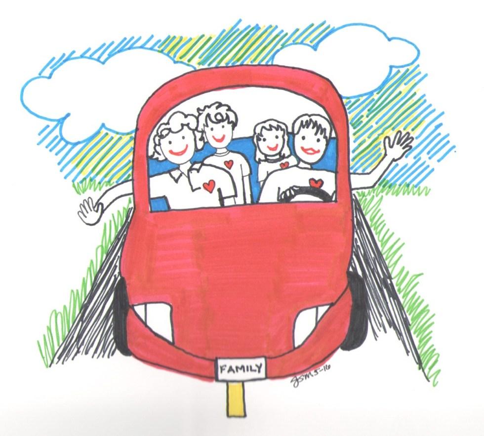 Road Trip Games by Jennifer Miller