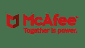 Logo Portofolio McAfee