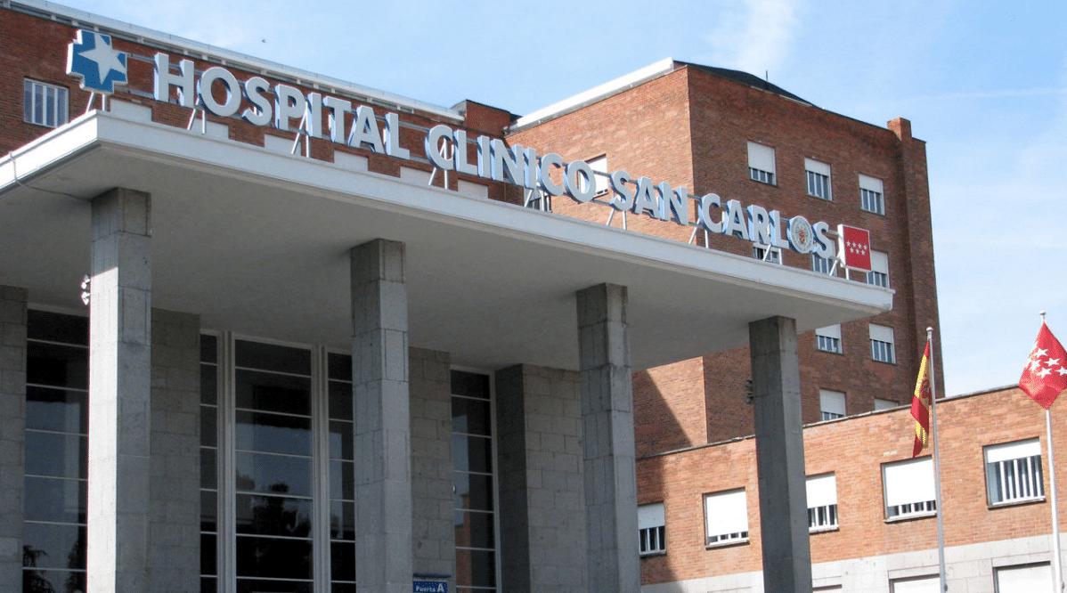 Resultado de imagen de Hospital Clínico San Carlos