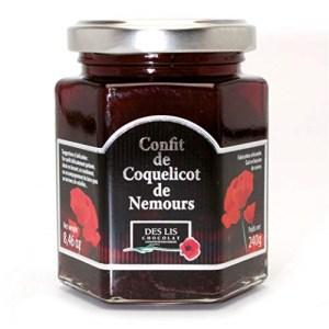 CONFIT DE COQUELICOT DE NEMOURS – 240 G