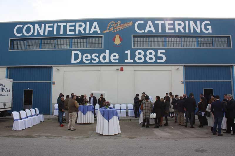 Inauguración nuevas instalaciones en Santiponce.