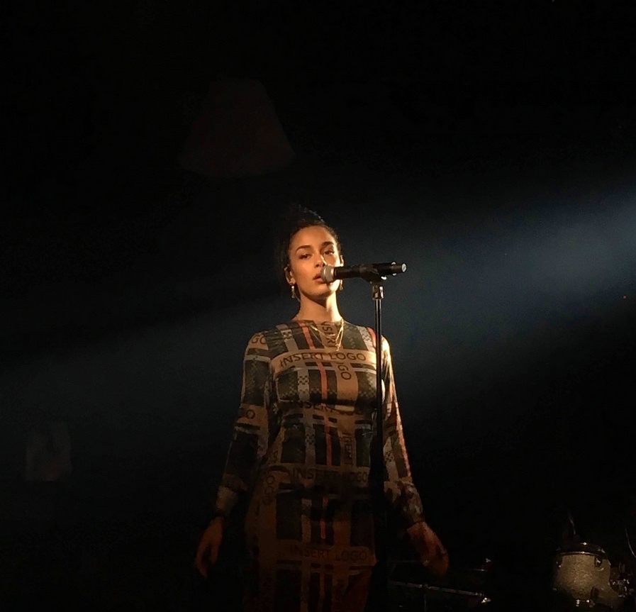 Jorja Smith wearing Conflict of Ego