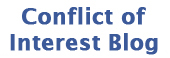Conflict of Interest Blog