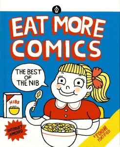Eat More Comics