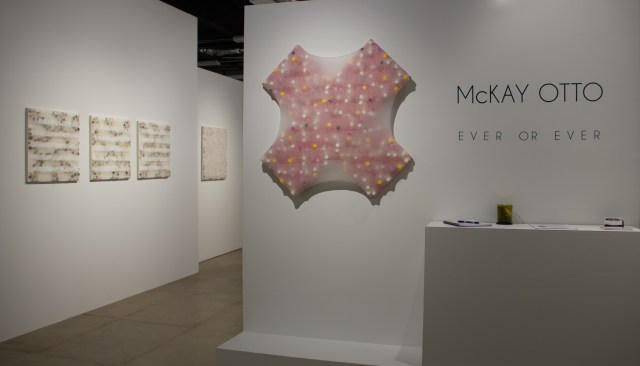 from the solo exhibit McKay Otto: ever or ever.