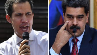 Photo of Nicolás Maduro critica oposição chamando Guaidó de assassino.