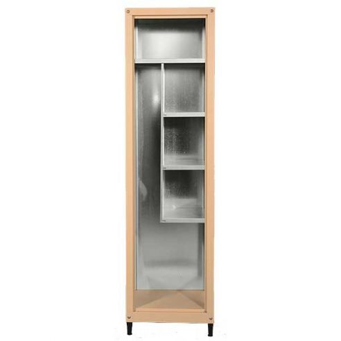 armoire metallique pour balcon et jardin 185 50 cm