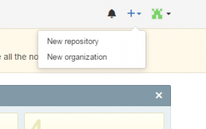 GitHubのOrganizationアカウントを作成する