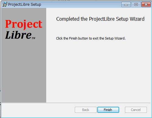 ProjectLibreのインストールと使い方、基礎、入門 | 株式会社